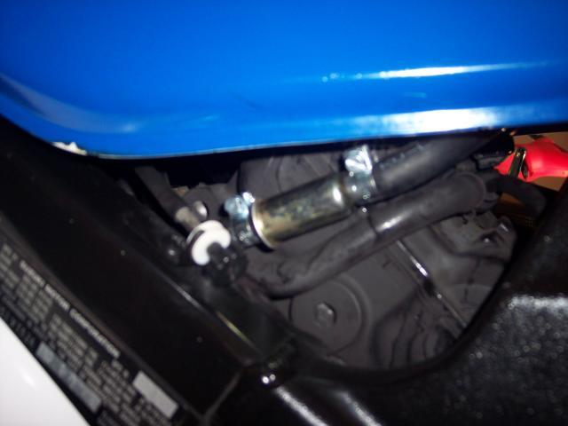 Fuel Filter Suzuki TL 1000 R 1999