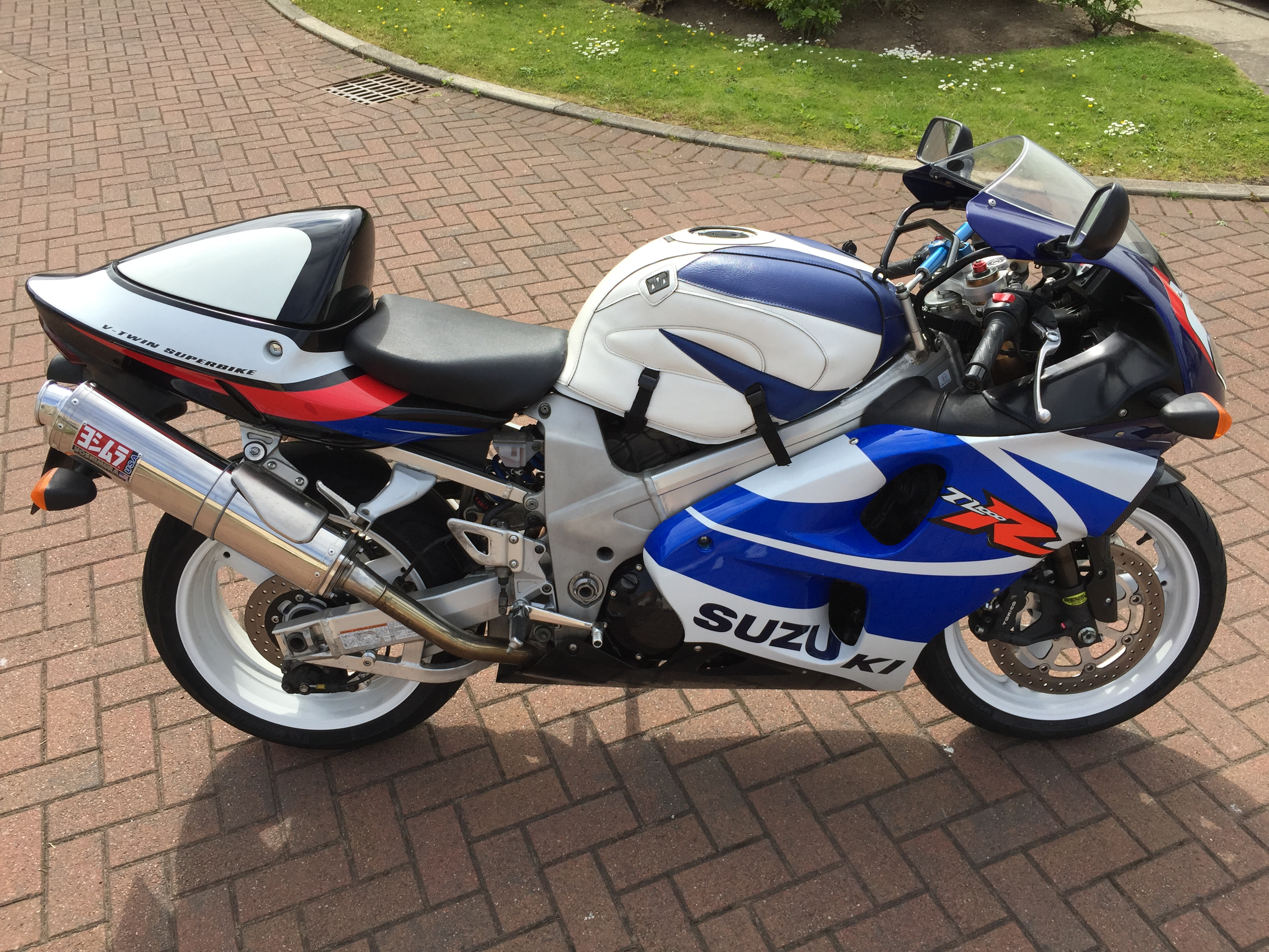 TL1000R For Sale 2000 Yoshi's, GSXR Front End, Wilbers Shock etc