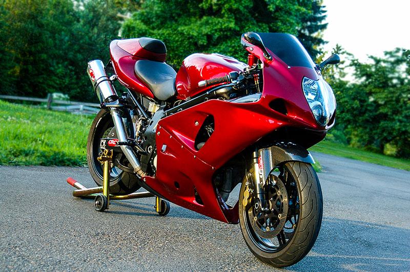 97 Tl1000s Custom For Sale Marchesisi Ohlins Penske 3900