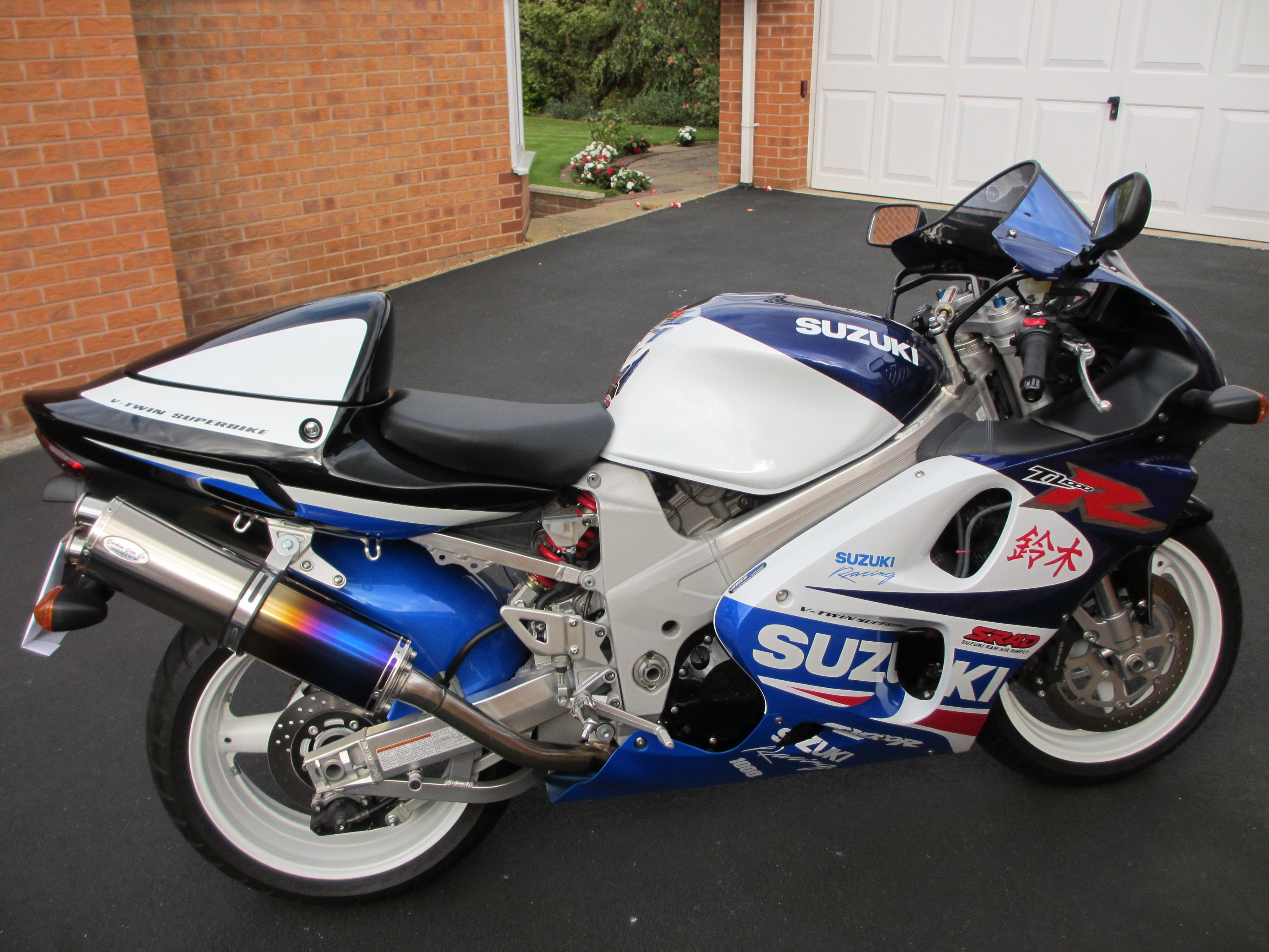 2003 Uk Spec Suzuki Tl1000r V