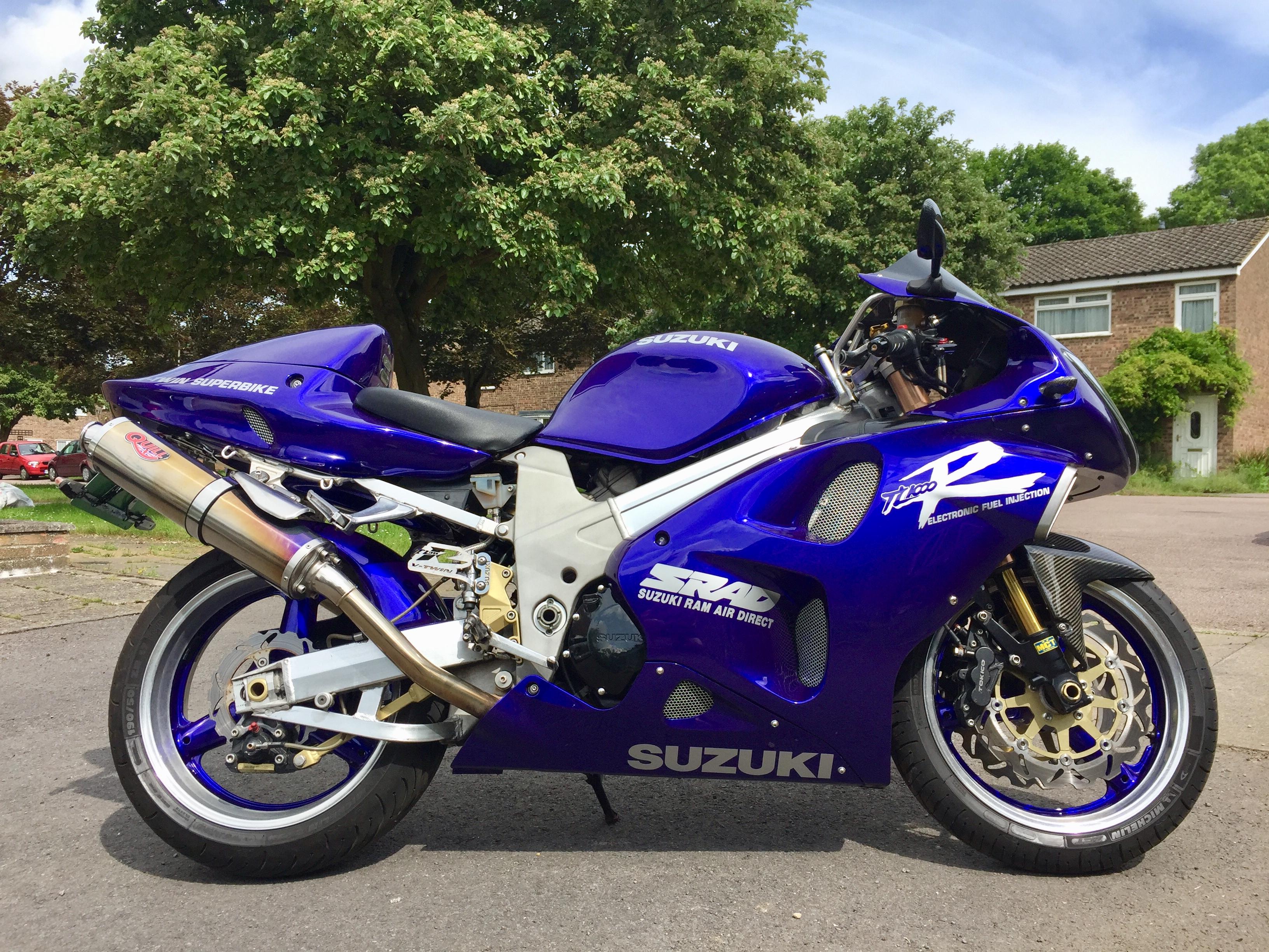 Suzuki TL1000R | MCN