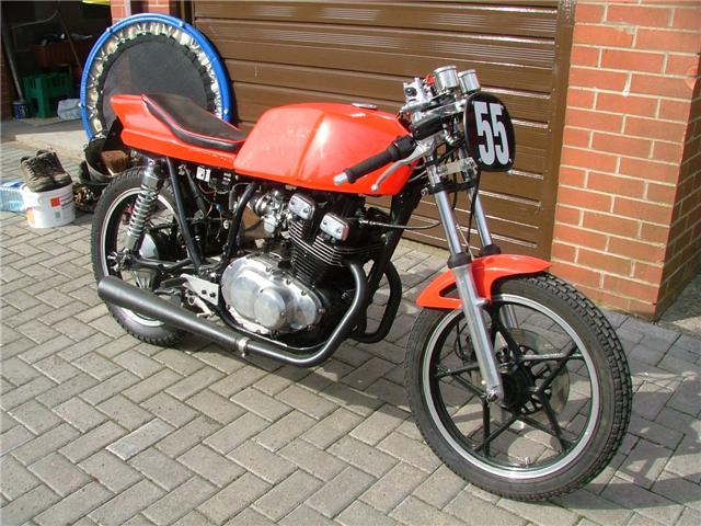 Gsx 250 Parts Needed For Cafe Racer Project