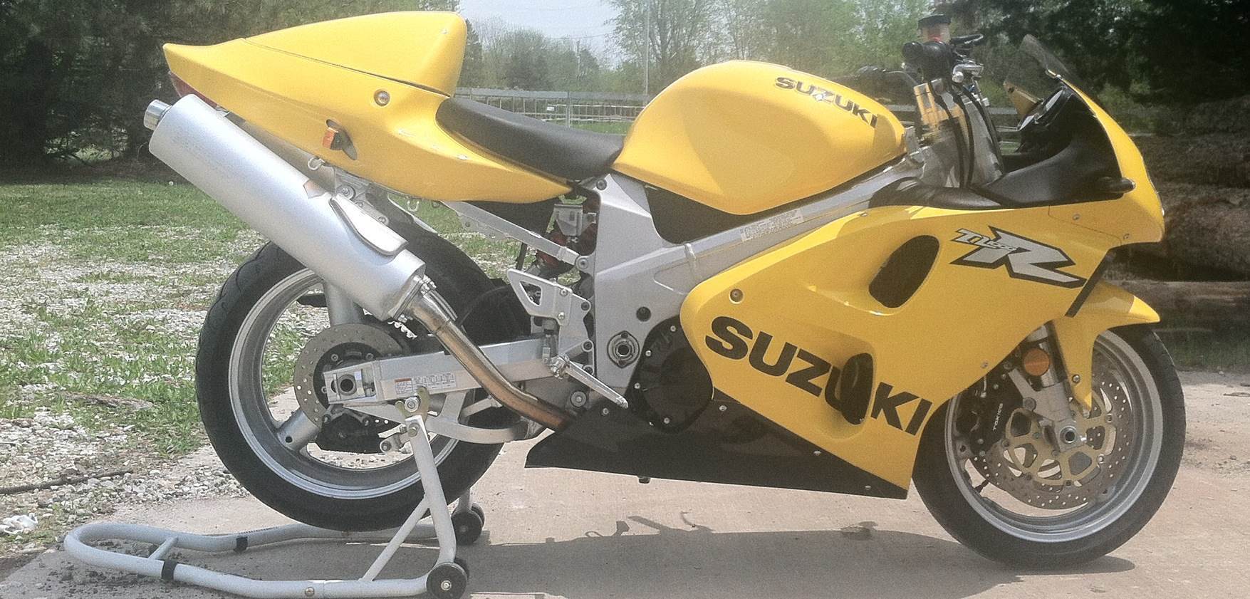 2001 Suzuki Tl1000r For Sale Ohio